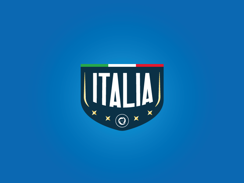 Italia National team rebranding