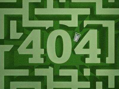 404 Labyrinth
