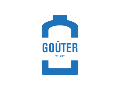 New Logo for Goûter
