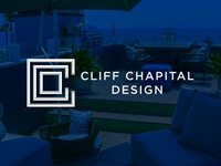 Cliff Chapital Design Logo