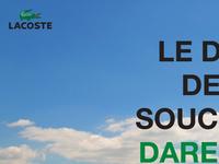 Lacoste - Postcard