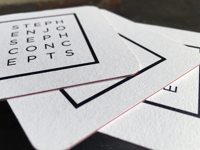 Business Cards: Stephen Joseph Concepts