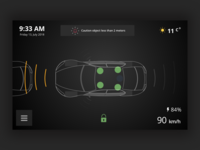 App for car - Safety [Concept]
