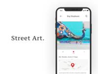 Street Art - Art Description [Concept]