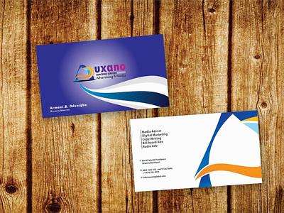 Corporate Business Card designs ux ui motion graphics icon logo graphic design