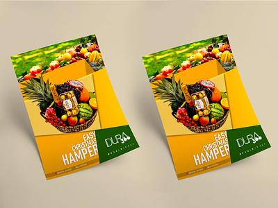 Hamper Design vector branding ui graphic design