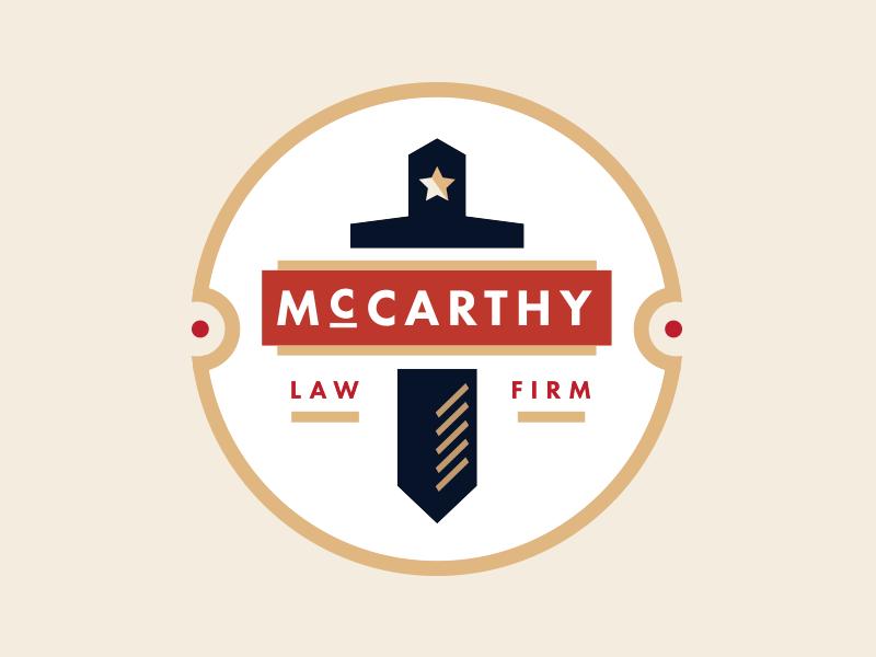 Law Firm Logo branding logo design sword law firm law logo