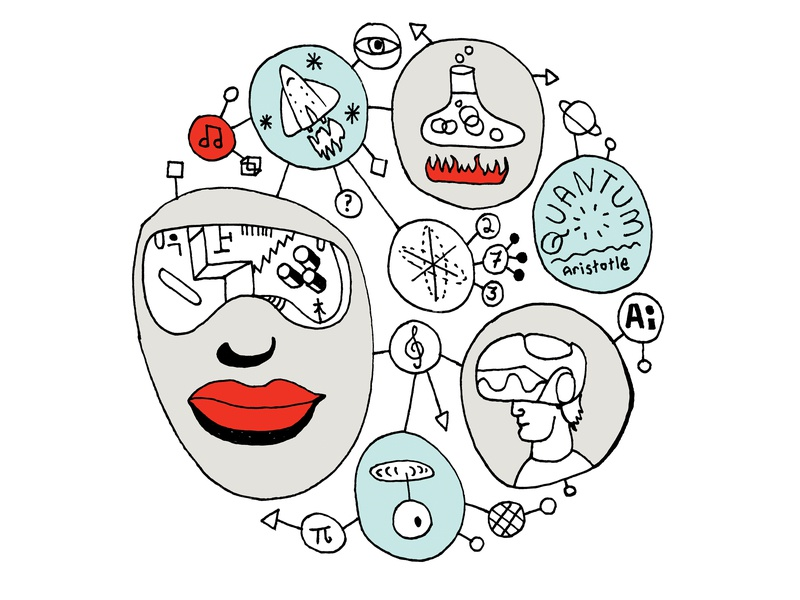 Intellectual Curiosity illustration