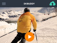 Ski buddy   try it on your iphone 4 or 4s