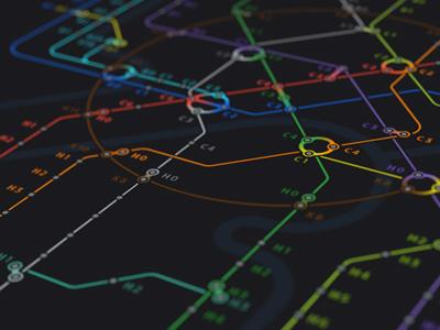 Moscow metro map moscow metro map design concept