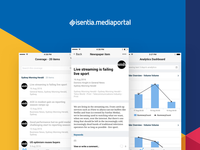 Isentia Mediaportal, Application