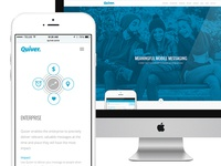 Quiver Landing Page