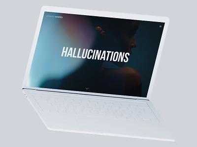 LeSean Harris Portfolio Site video development web design portfolio