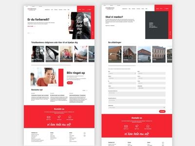Totalbanken Website