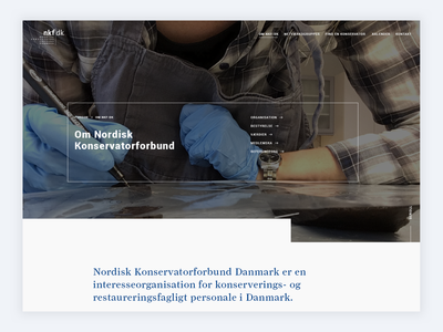 Nordisk Konservatorforbund Danmark