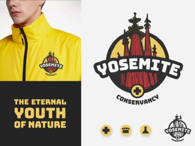 Yosemite Conservancy winterworkweek epicurrence yosemitechallenge