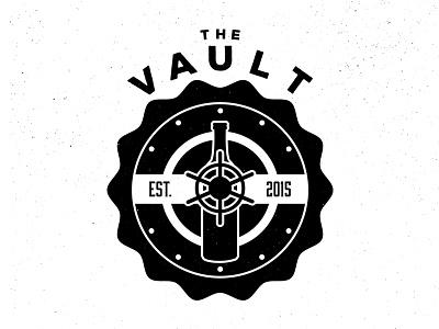 The Vault Logo pensacola vault logo