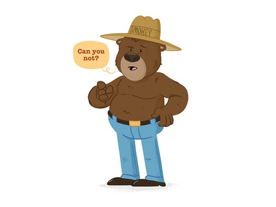 Smokey prevention fire smokey bears smokey bear