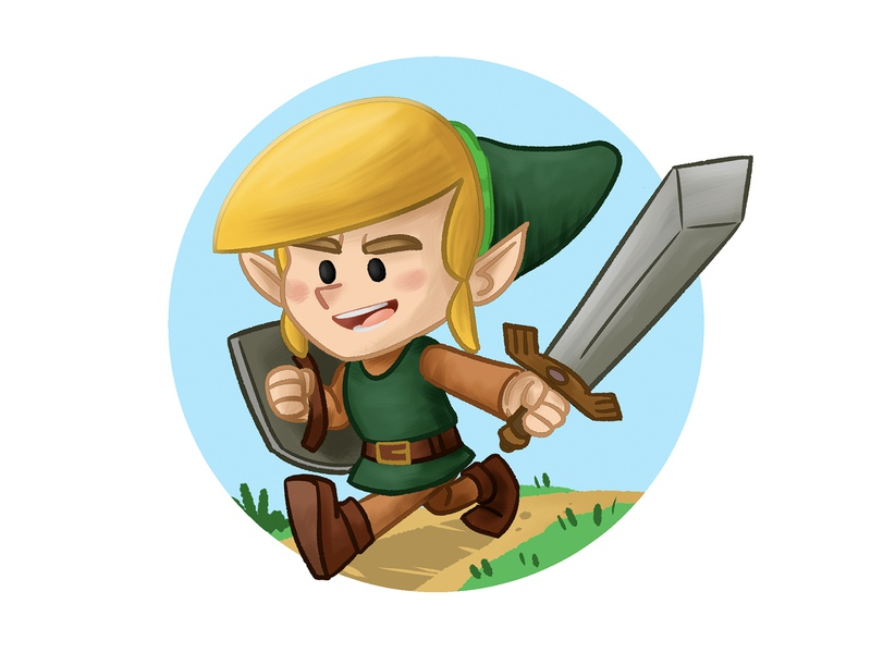 Link's Awakening links awakening legend of zelda nintendo link