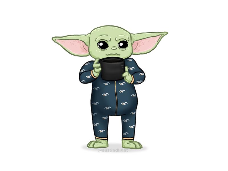 Baby Yoda mandalorian star wars baby yoda