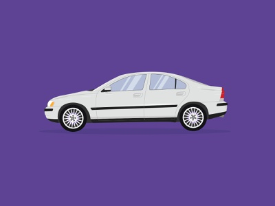 2004 Volvo s60 volvos60 volvo illustration car