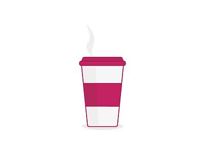 Coffee beverage illustration coffee