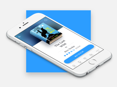 iOS App for Readers & Writers