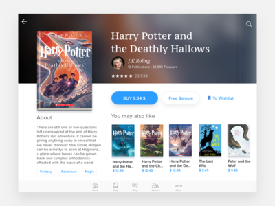 iPad App for Readers & Writers