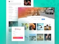 Nilaya Wellness Platform