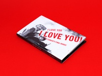 I Love You, I Love You! Book Cover