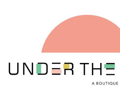 UNDER THE SUN | Logo Process