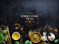 Street Food - Logo
