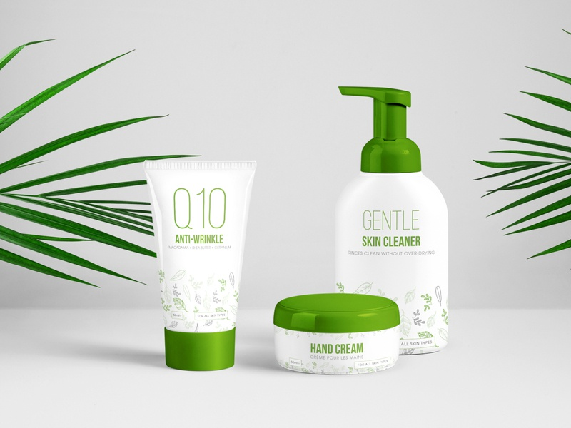 Cosmetics packaging design packaging collection branding agency branding cosmetics packaging design