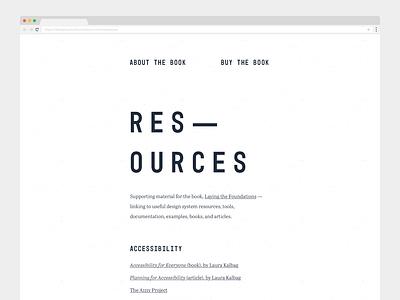 Design system resources minimal clean resource web development web design website system design design systems design system
