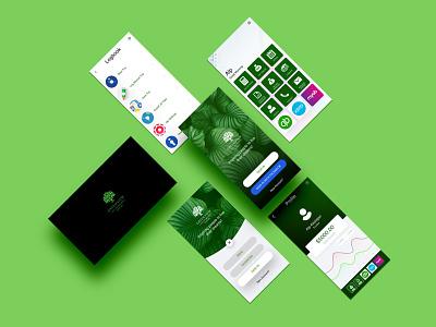 Finance & Accounting - Mobile App finance app design mobile app design mobile design mobile app mobile ui mobile app application ux design ui