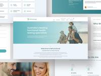 BeFunctional Labs - Website