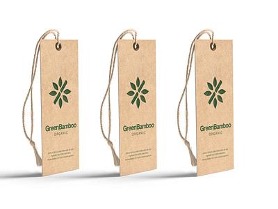 w 05C label bamboo logo leaf green packaging bamboo identity design minimalism logo brands branding