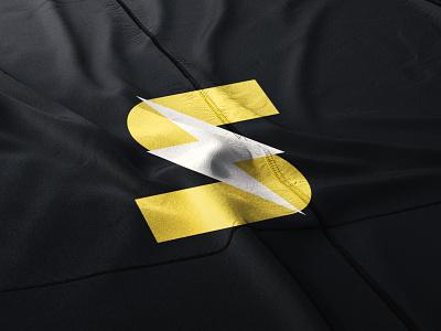 iSlectric branding project minimalism branding agency brand identity design logo logotype brands branding electric thunder