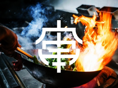 taibowl branding foodie bowl tai food brand identity design monogram minimalism logotype logo brands branding