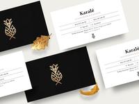 Karale Business Card
