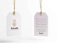 Karalé branding labels