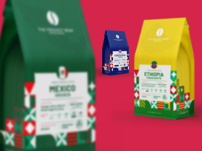Coffee Pouch Design logo cup ui illustration design box bottle app drink packaging pouch coffee branding branding label label design packaging packaging design coffee packaging