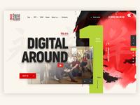 Digital Around design
