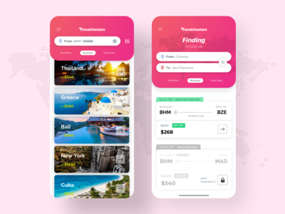 Trip ticket App