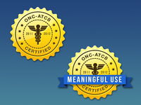 Meaningful Use Badge, ver. 2