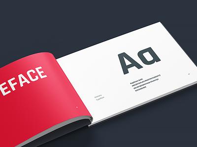 Setapp's Brand Manual symbol digital logo identity book branding font typeface manual brand