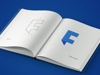 Folded Brand Book