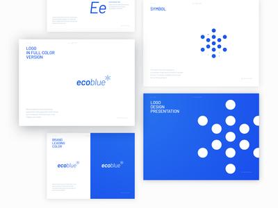 Ecoblue Brand Mark