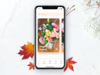 Flowered - App Design