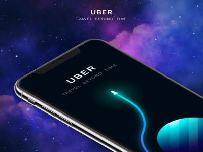 Uber - Travel Beyond Time